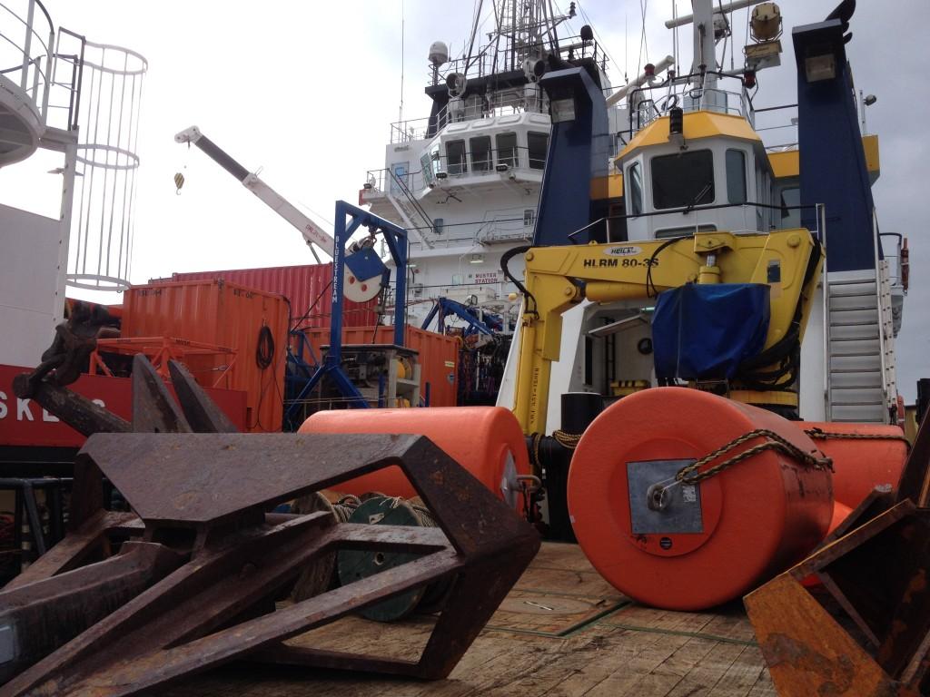 Viking Tug Management Installation